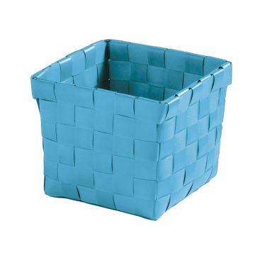 Kleine Wolke Brava opbergbox S 11,5x11,5x10 cm, turquoise