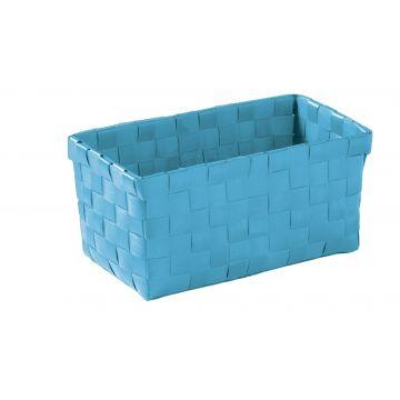 Kleine Wolke Brava opbergbox M 21,5x11 9,5 cm, turquoise