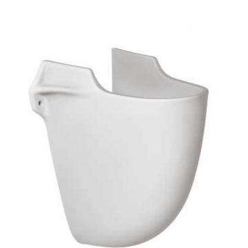 Ideal standard Eurovit sifonkap voor ronde wastafel, wit