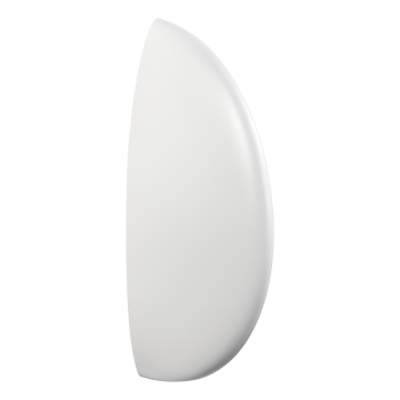 Ideal standard Contour 21 urinoirscheidingswand, wit