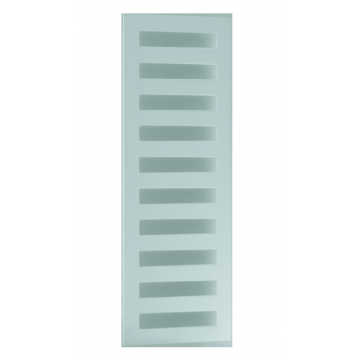 Sub 039 radiator 500x1470 mm n9 as=50 mm 609 W, antraciet