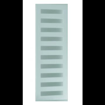 Sub 039 radiator 600x1750 mm n11 as=50 mm 841 W, antraciet