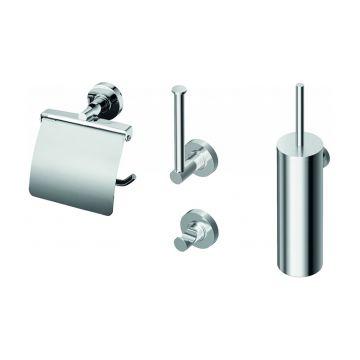 Ideal Standard IOM toiletaccessoires pack, chroom