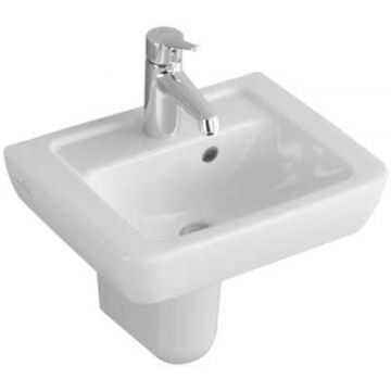 Villeroy & Boch Subway sifonkap ft+wt compact, wit