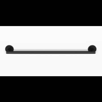 Sub 156 handdoekhouder 60 cm, mat zwart
