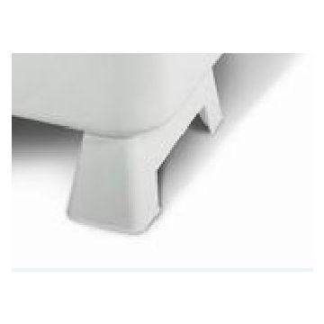 Sub potenset voor zitbad 103x65x52 cm, wit