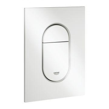 GROHE Arena Cosmopolitan S 2-knops bedieningspaneel, wit