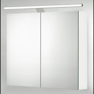Sub 129 LED-verlichting voor spiegelkast met driver 60 cm, chroom