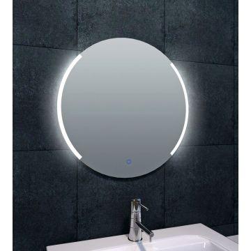 Wiesbaden Round spiegel met LED-verlichting met spiegelverwarming ø 60 cm