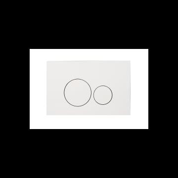 Sub 012 bedieningspaneel, wit