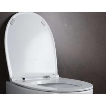Globo 4ALL toiletzitting met softclose en quick-release 36 x 45 cm, wit