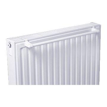 Radson ACC radiator handdoekhouder 600 mm gelakt staal, wit