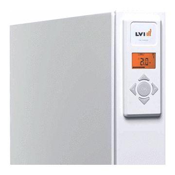 Radson Yali Parada elektrische radiator 600x600x83 mm 1000w, wit