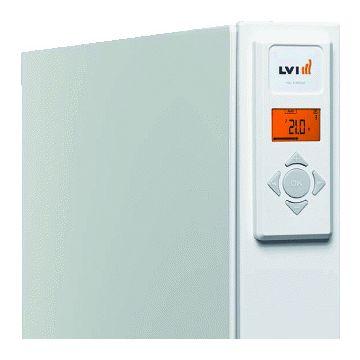 Radson Yali Parada elektrische radiator 600x900x83 mm 1500w, wit