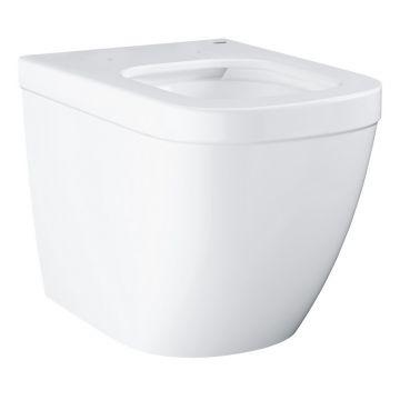 GROHE Euro Ceramic staand toilet randloos PureGuard PowerFlush, Alpine Wit