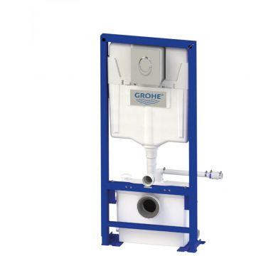 SANIBROYEUR SANIWALL® Pro UP inbouwreservoir met fecaliënvermaler tegelbaar, wit