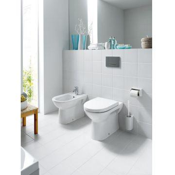 Laufen PRO B staand toilet diepspoel, wit