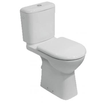Jika Euroline toiletgedeelte voor toiletcombinatie (pk) 670 x 360 x 480 mm, wit