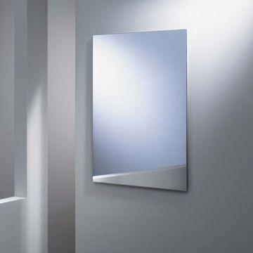 Silkline spiegel rechthoekig met verborgen ophangsysteem liggend 40x60 cm