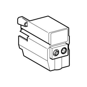 Geberit transformator voor urinoir 230V/12VDC, geschikt voor stuursystemen met elektronische spoelactivering