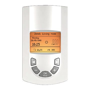 Radson Tempco clock RF digitale klokthermostaat