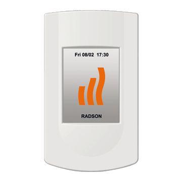 Radson Tempco touch CP RF centrale programmator met kleurenscherm en touchscreen-functie