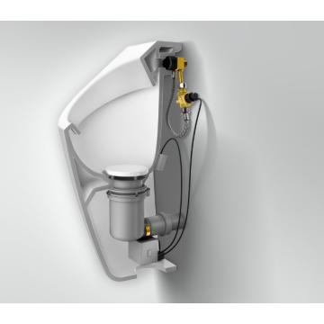 Villeroy & Boch ProDetect 2 elektronisch urinoirspoelsysteem, voor netaansluiting 110-240 V