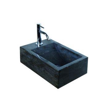 Aqualux Nera fonteinset, zwart