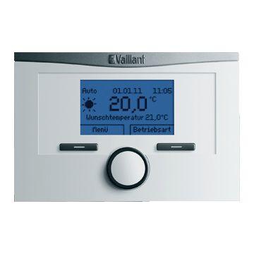 Vaillant calorMATIC 450 ruimteklokthermostaat, wit