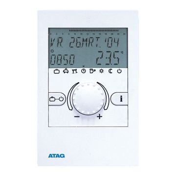 ATAG BrainQ RSC2 thermostaat, wit