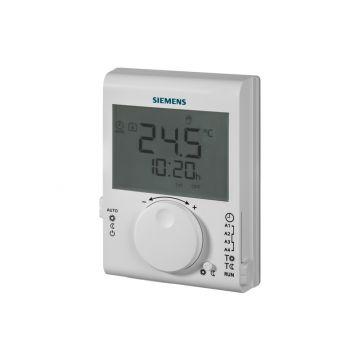 Siemens Ruimtethermostaat Aan/Uit RDJ100, wit