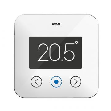 ATAG One 2.0 slimme thermostaat, wit