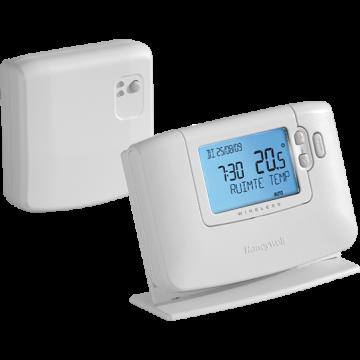 Honeywell Chronotherm Wireless draadloze klokthermostaat, wit