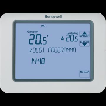 Honeywell Chronotherm Touch klokthermostaat aan/uit, wit