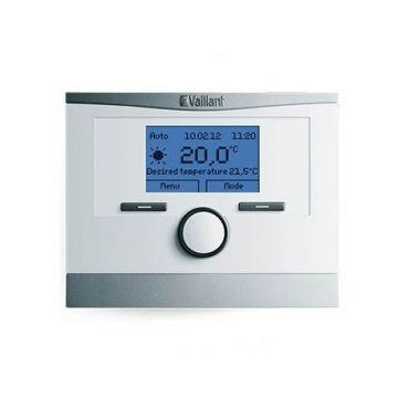 Vaillant calorMATIC 350f draadloze klokthermostaat, wit