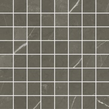 Sub 1737 tegelmat 30x30 cm, blok 3,7x3,7 cm, deep pearl