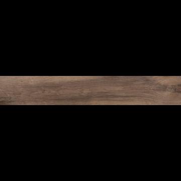 Sub 1753 keramische tegelstrook 15x90 cm, walnoot