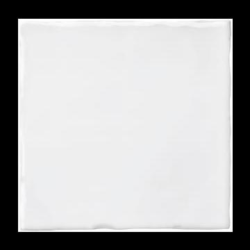 Sub 1741 tegel 13x13 cm, winter wit