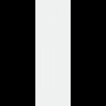 Sub 113 wandtegel 30x90 cm, mat wit