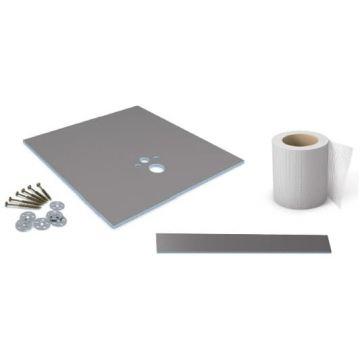 Wedi I-board montage element voor wandcloset 120x124,5x2 cm