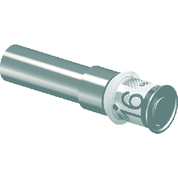 Uponor S-press plus overgangskoppeling 16-15