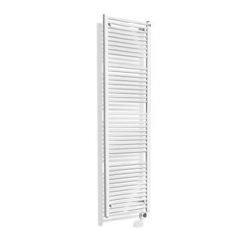 Wiesbaden Elara elektrische radiator 118,5x60 cm, 700 W, wit