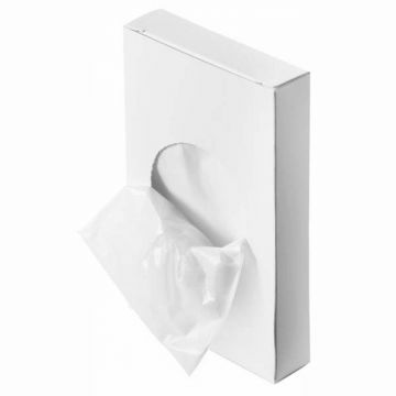 Geesa Hotel navulling hygienische zakjes 5 x 25 stuks