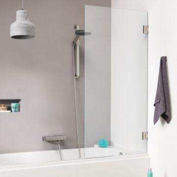 Sealskin Get Wet I AM badwand 1-delig 750x1600 mm helder glas + antikalk, chroom/zilver hoogglans