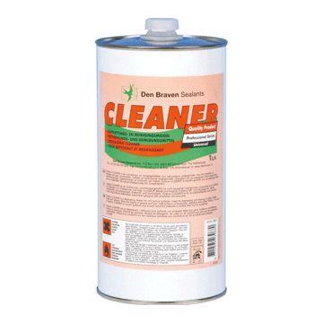 Zwaluw cleaner 1000 ml, transparant