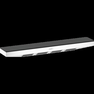 Hansgrohe Rainfinity schouderdouche 50 cm met 1 straalsoort en planchet, mat wit