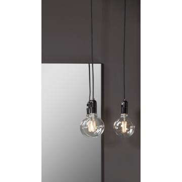 Sub 16 hanglamp met schakelaar zonder lamp, prijs per stuk, wit