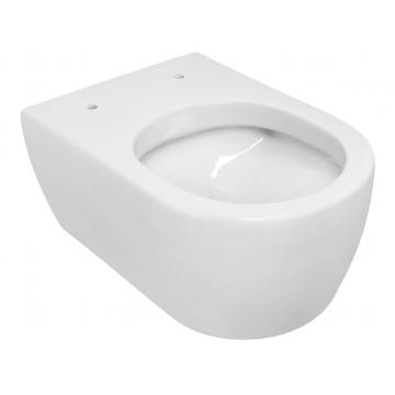 Sub 016 wand toilet zerokal 54,5 x 36 cm, wit