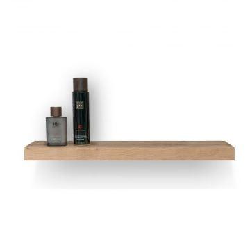 LoooX Wall Shelf Free wandplank 60cm, eiken old grey