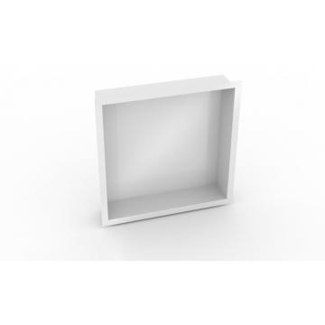 Sub Serie 160 inbouwnis 30 x 30 x 7 cm, wit